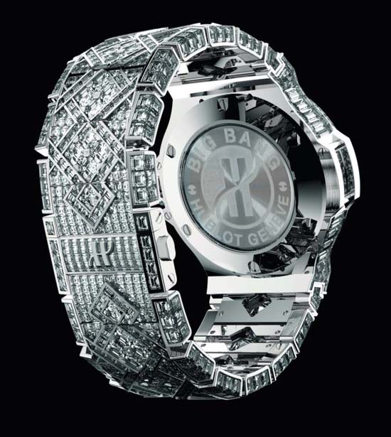The Making Of Jay Z S Hublot Big Bang Watch Leo Hamel