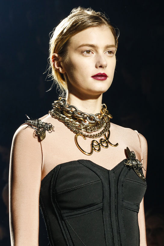 Following the Runway Jewelry Trends of 2014