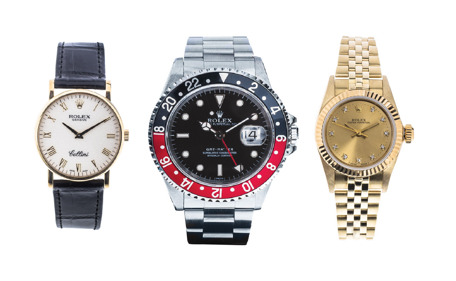Preowned Rolex Watches from Leo Hamel Fine Jewelers San Diego
