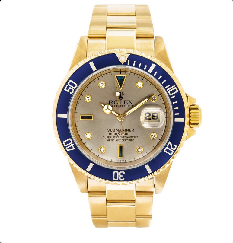 Two-Tone Rolex Submariner