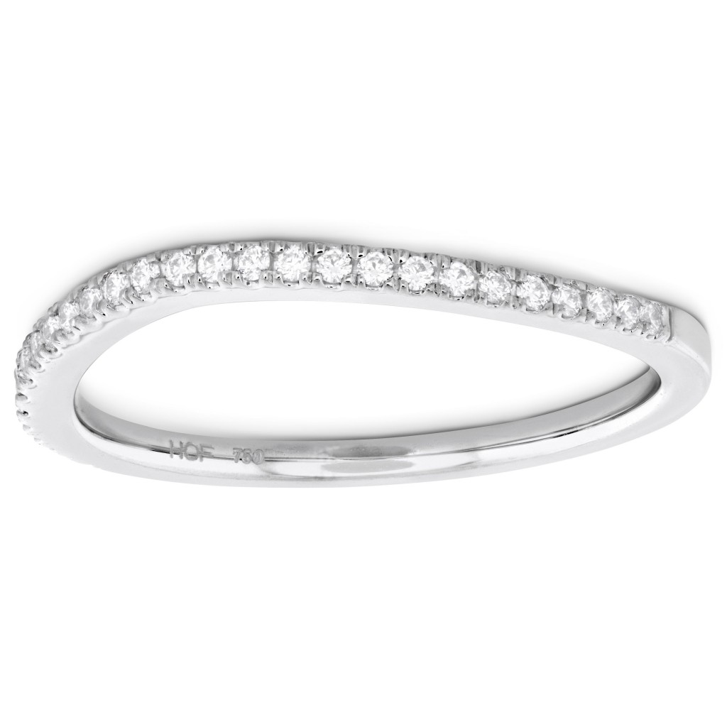 Brielle Curved Split Shank Band-A copy