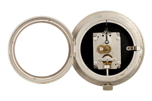Marine Chronometer Mechanism - Omega Repair San Diego