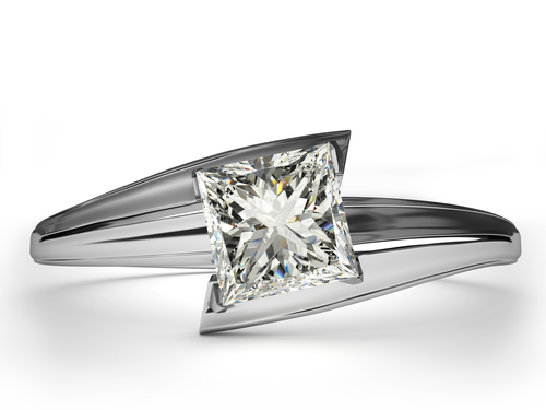 Platinum Wedding Ring - Wedding Rings San Diego