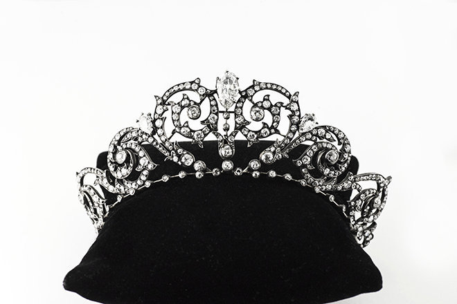 Antique Tiara - Buy Antiques Online