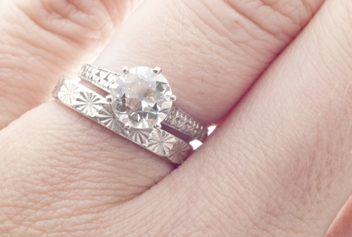 The Symbols in Diamond Engagement Rings