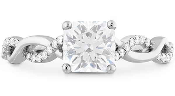 Destiny Lace Dream Diamond Ring
