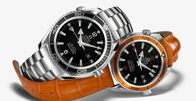 Planet Ocean - Omega Preowned Watches