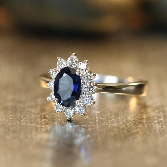 The Razzle Dazzle Of Sapphire Engagement Rings Leo Hamel