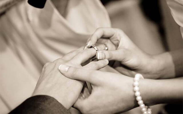 Men's Wedding Ring - Ring Sizing San Diego