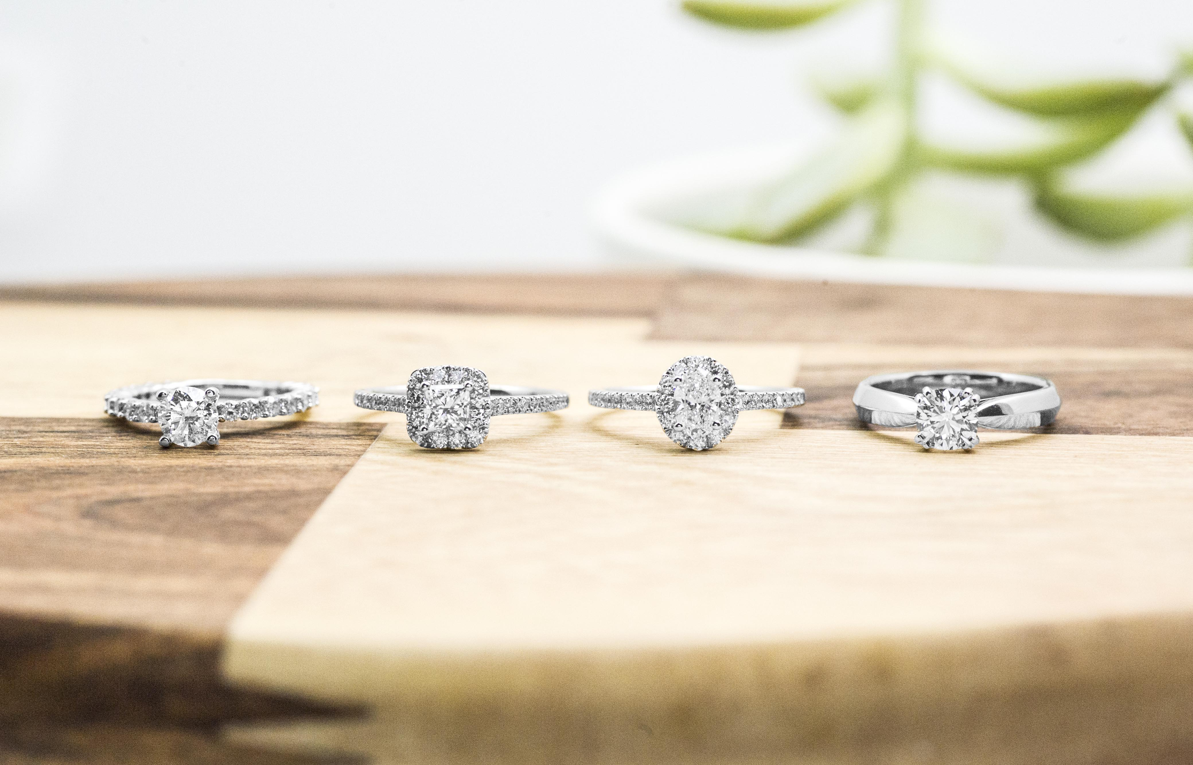 Ring Design Ideas | 6 Quick Custom Engagement Ring Design Tips Leo Hamel Fine Jewelers