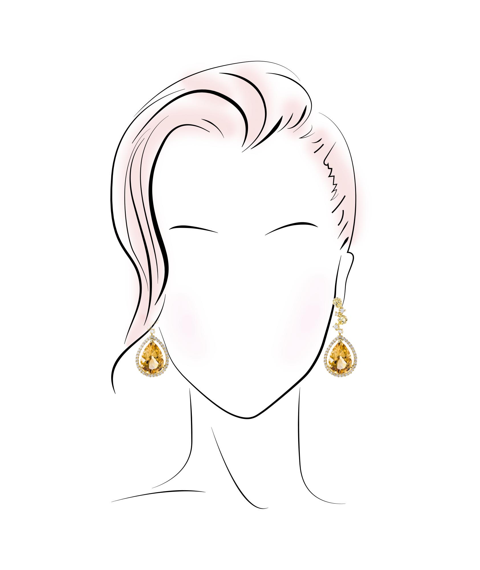 oval-shaped-face-earring-style