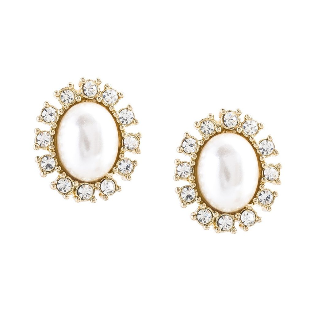 June's traditional birthstone-pearl