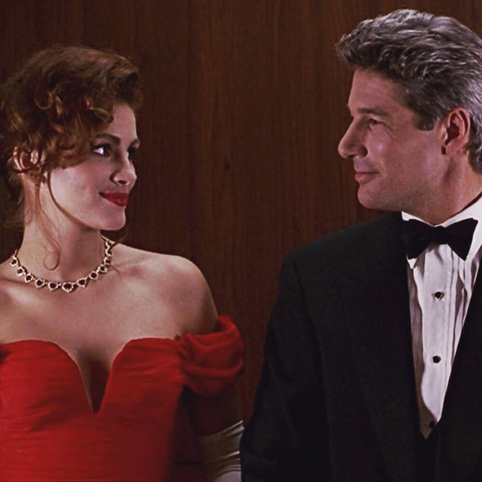 image of scene from pretty woman