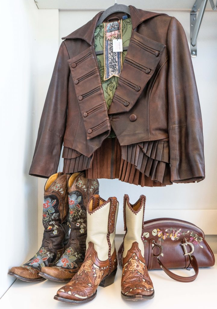 image of western wear