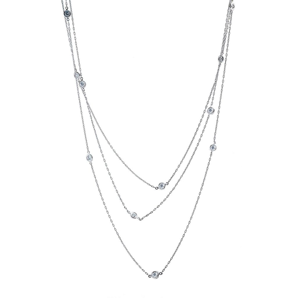 image of chain necklace classic jewelry