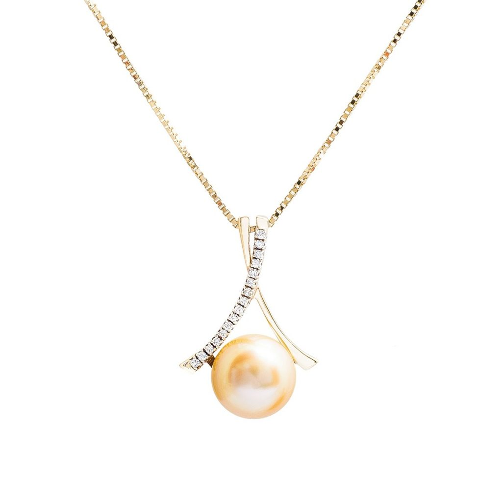 image of pearl necklace classic jewelry