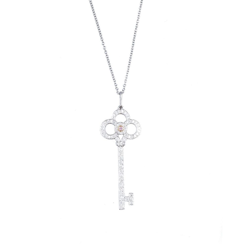 image of pendant necklace classic jewelry