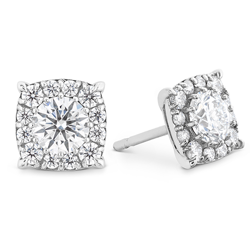 image of diamond studs holiday gift guide