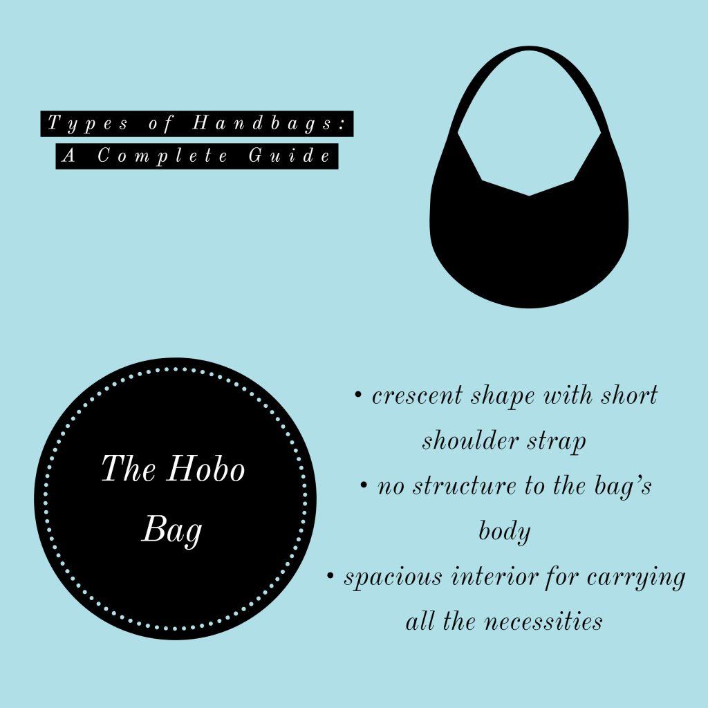 image of hobo bag types of handbags