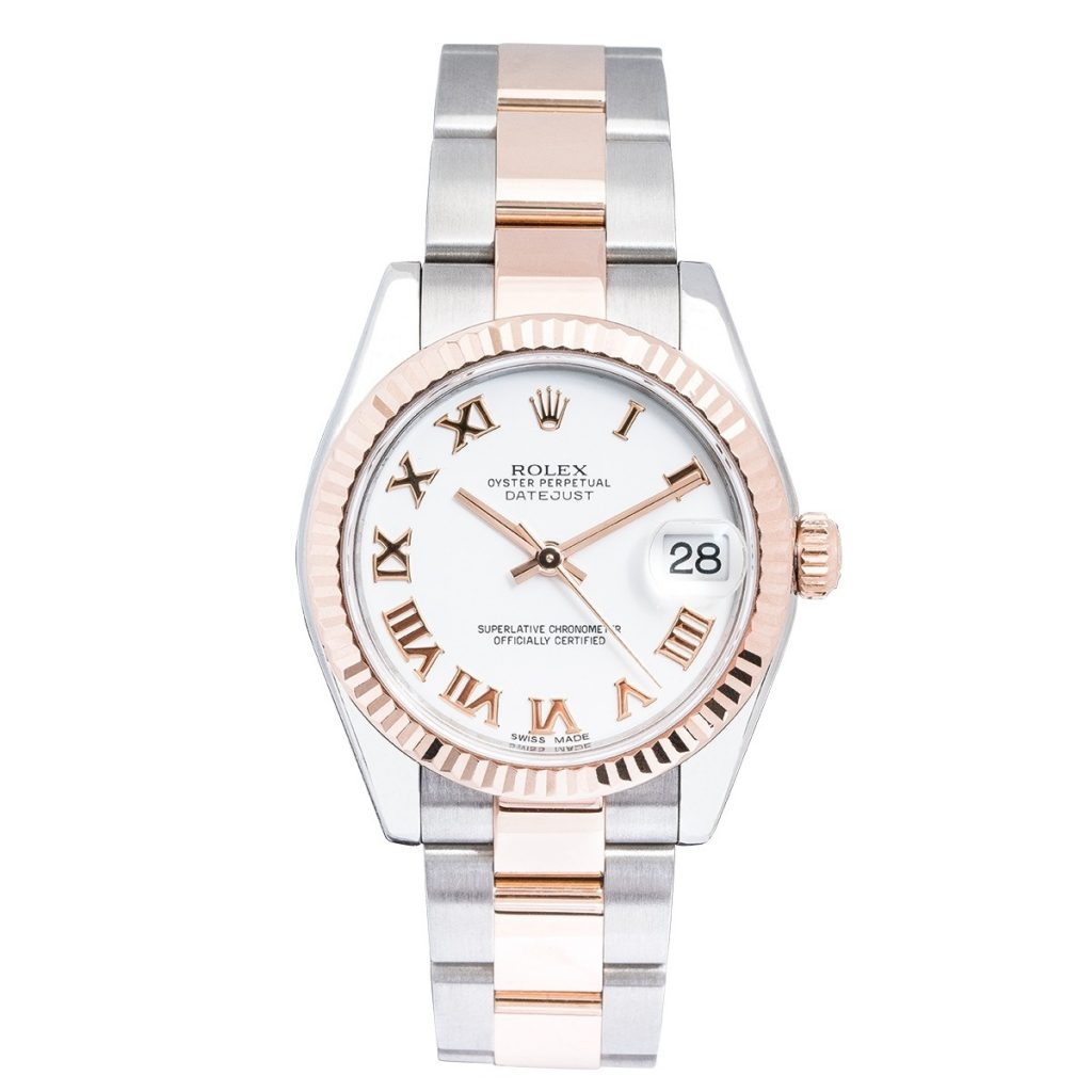 image of rolex watch holiday gift guide