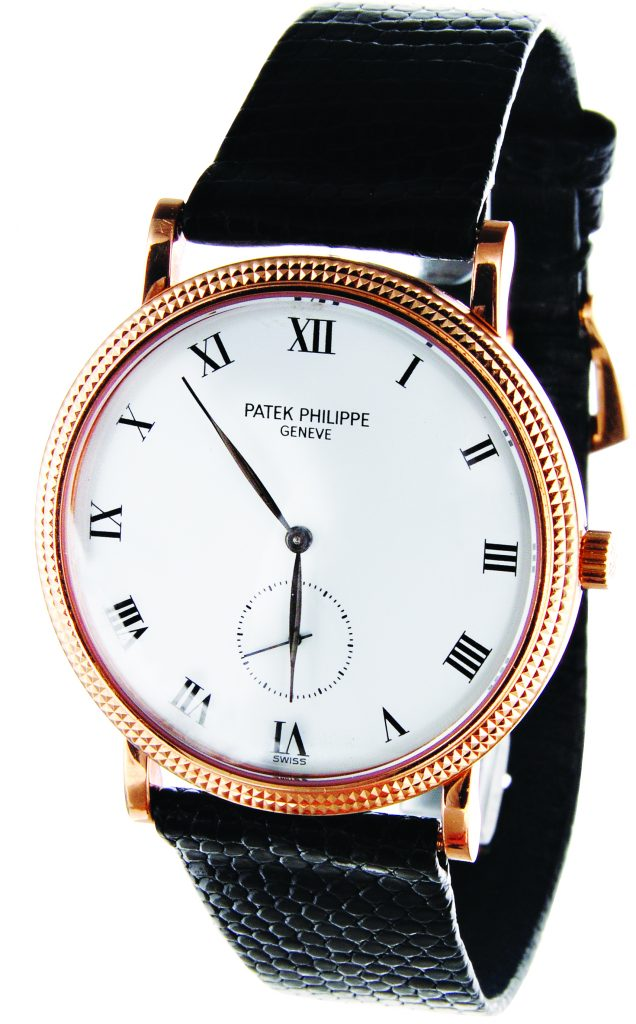 image of patek philippe watch