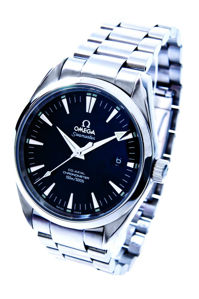 image of omega watch