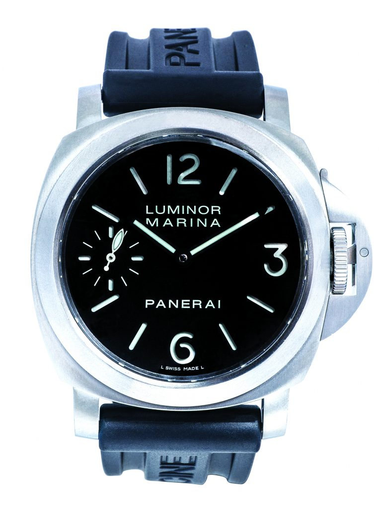 image of panerai watch