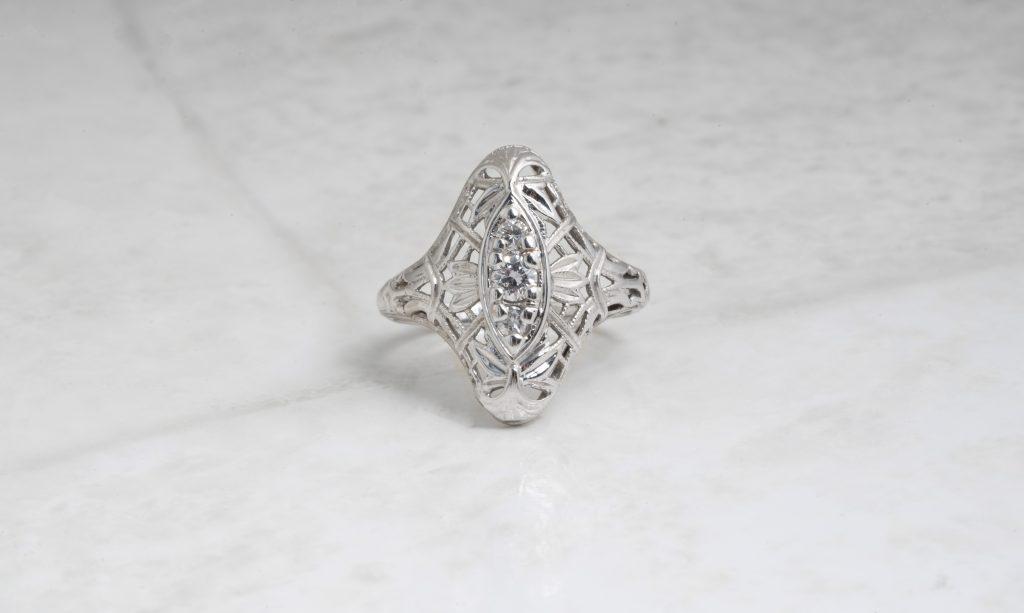 image of edwardian ring
