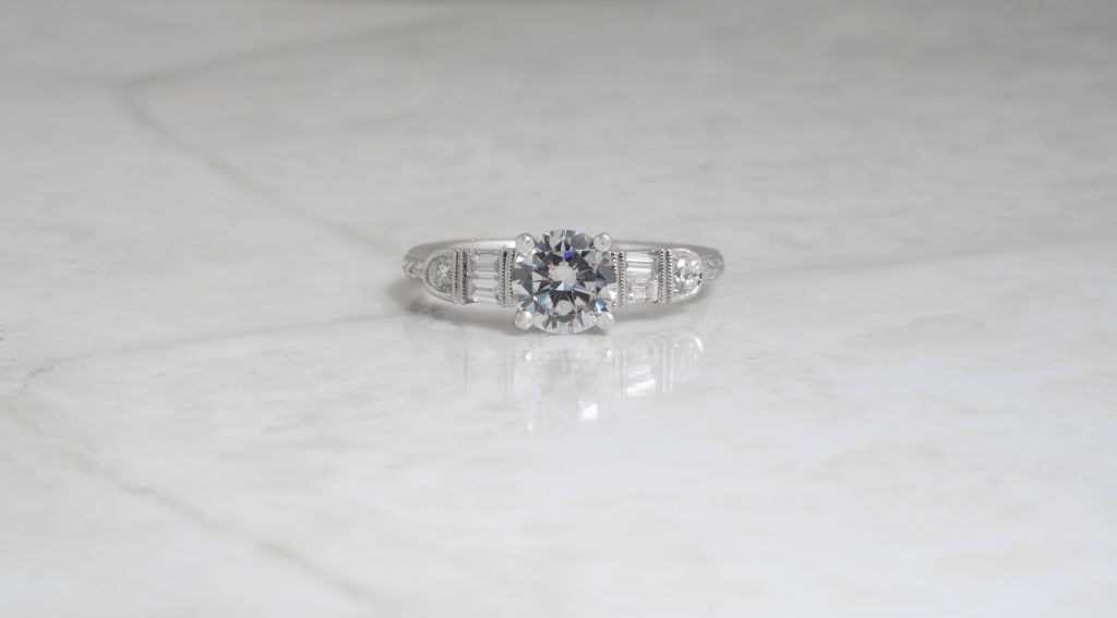 image of 1950's ring