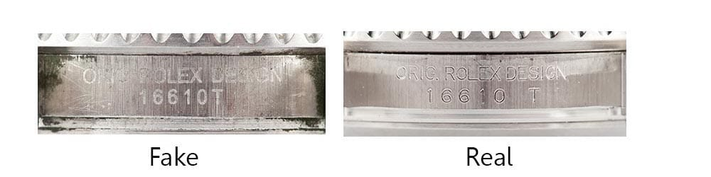 Image of rolex serial numbers how to spot a fake rolex