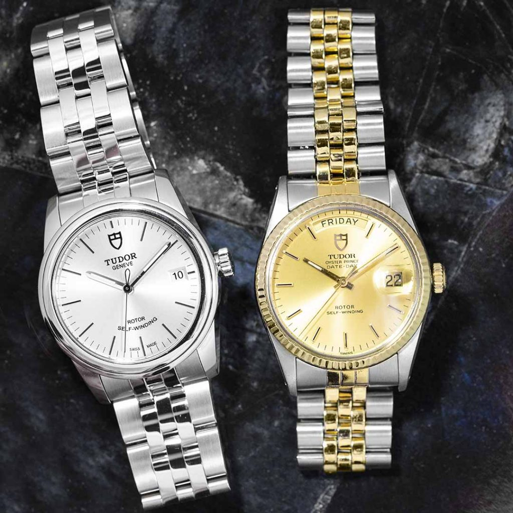 image of watches tudor vs. rolex