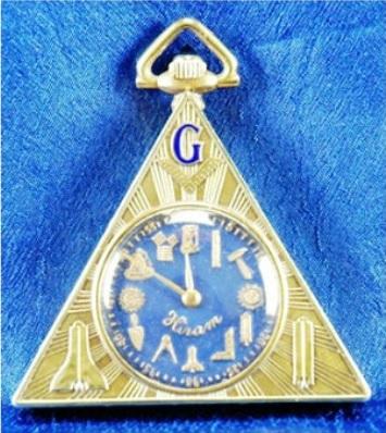image of masonic watch