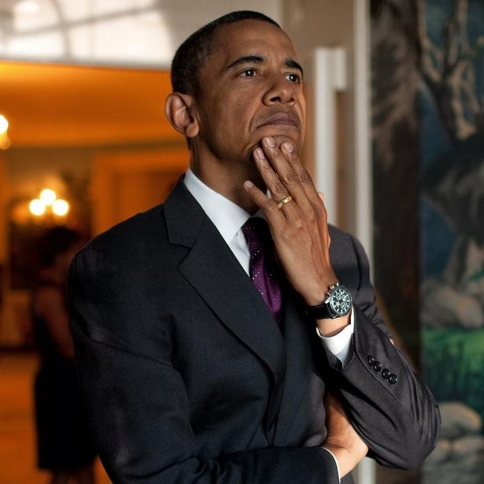 image of obama jorg gray watch