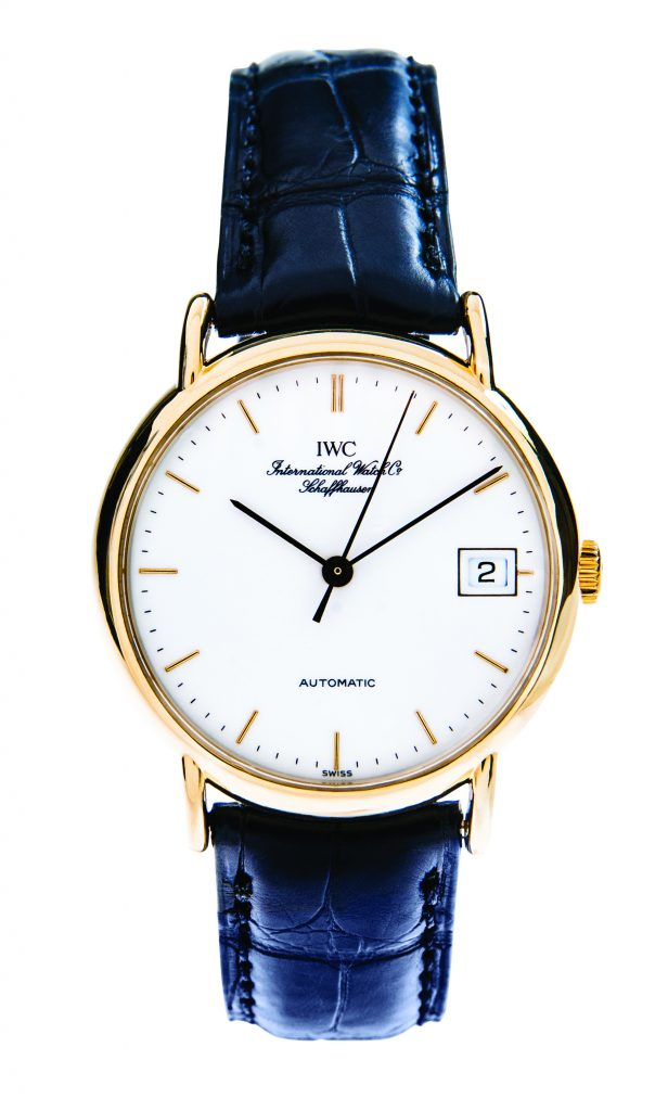 image of IWC Portofino dress watch