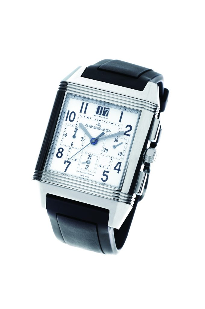image of jaeger lecoultre reverso dress watch