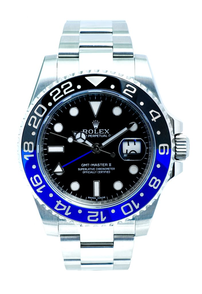 image of rolex batman