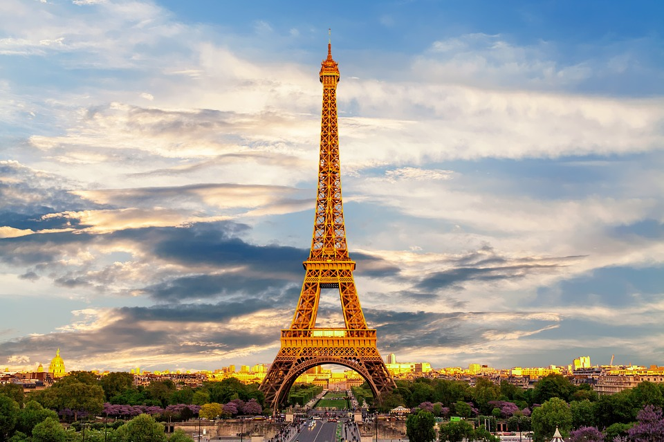 image of paris france most romantic places in the world
