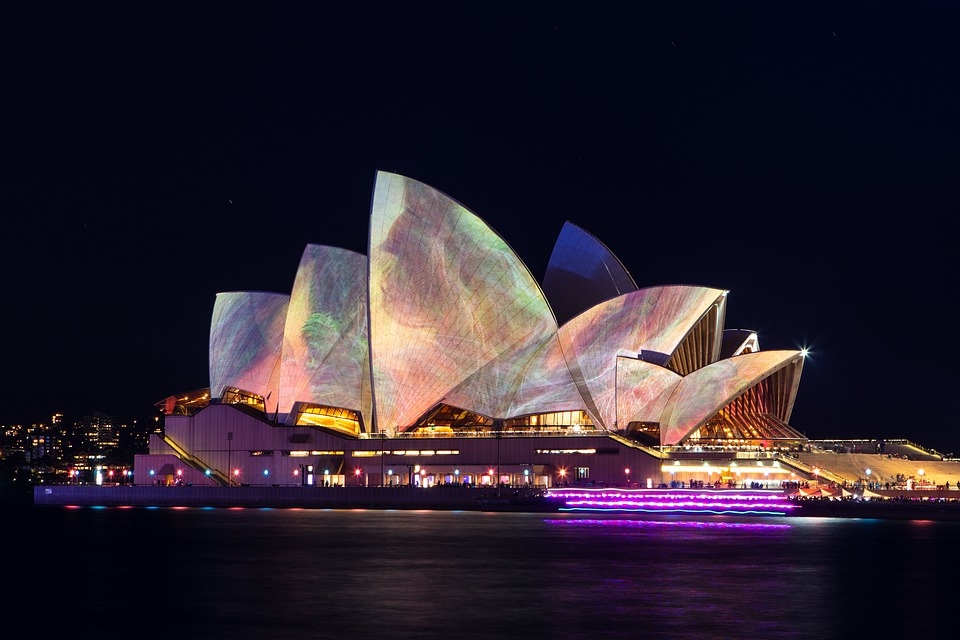 image of sydney opera house most romantic places in the world