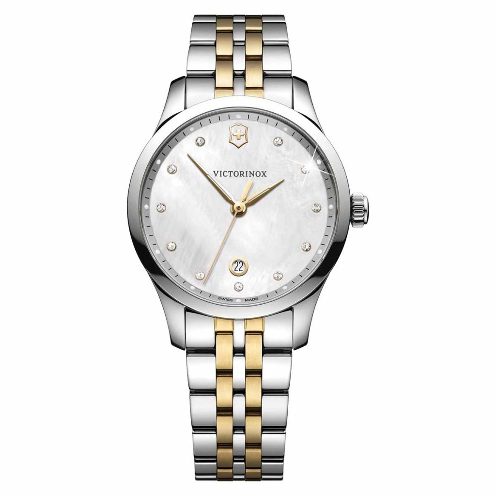 image of victorinox watch for her