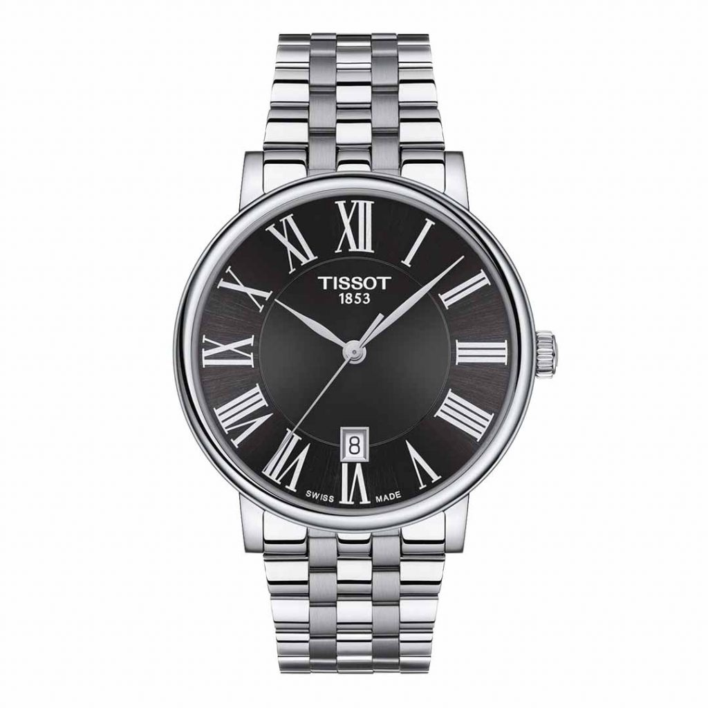 image of tissot watch valentine's day gifts for him