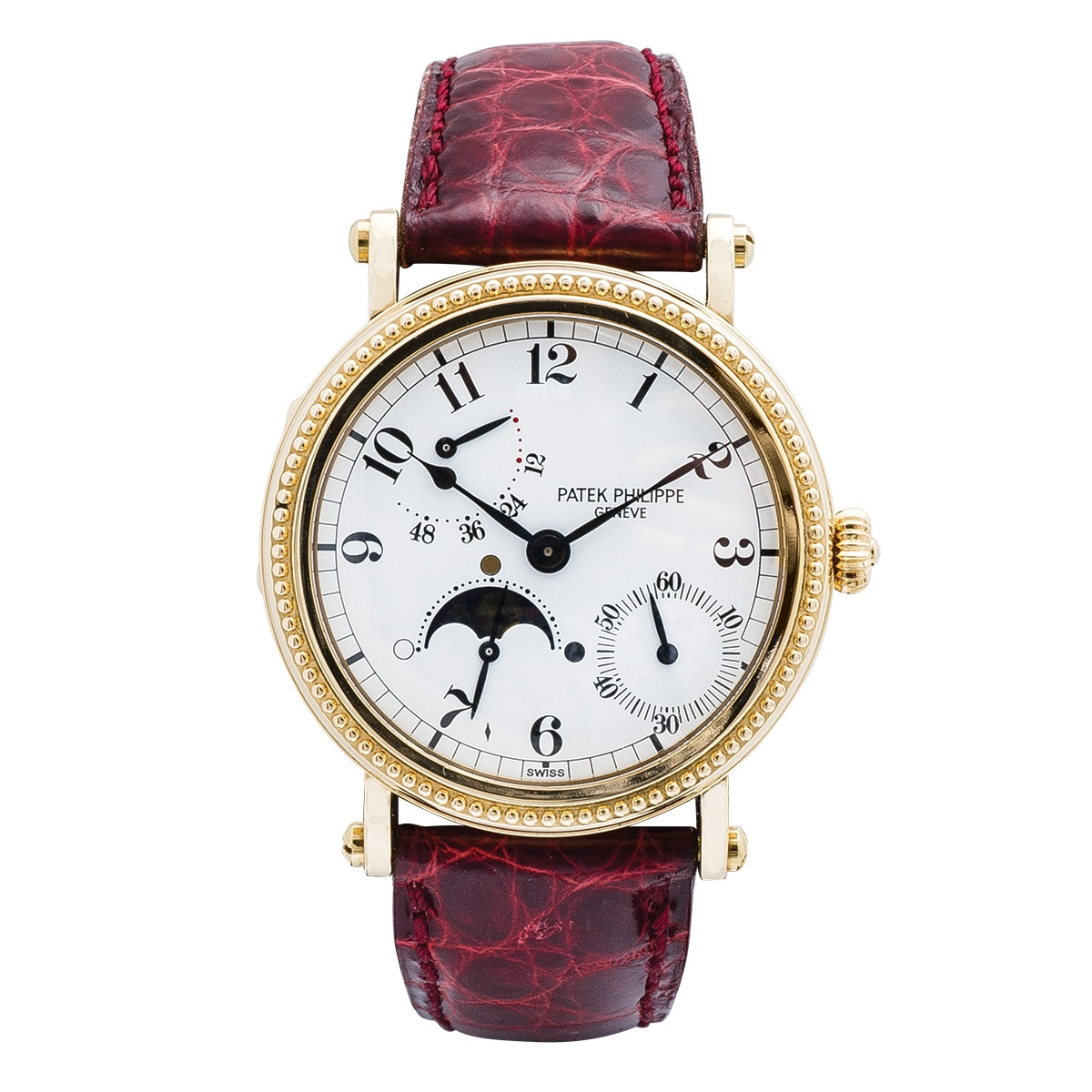 Pre-Owned 35mm Patek Philippe Complications Power Reserve
