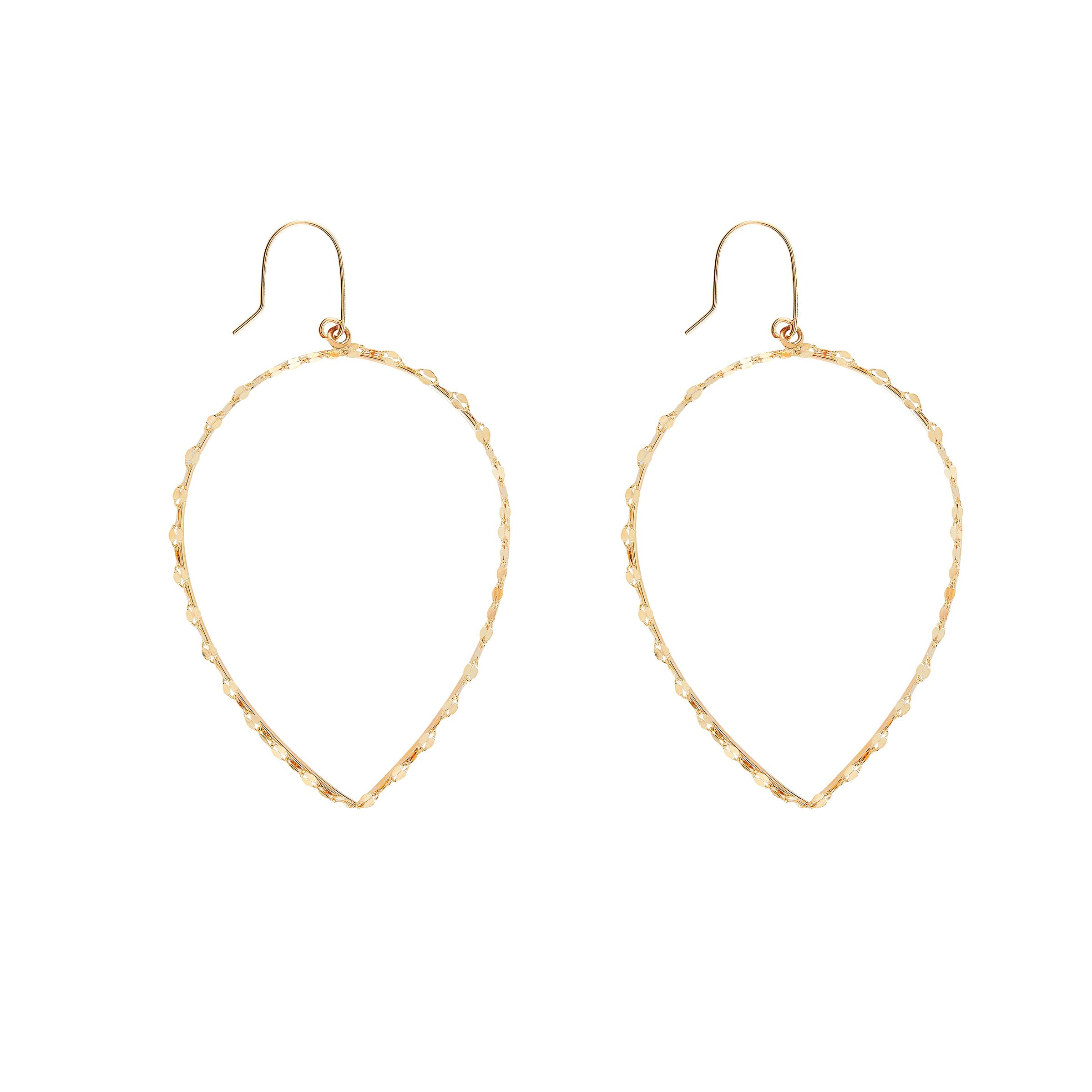 pear diamonds earrings h center product white of color sold gold shape g shaped out