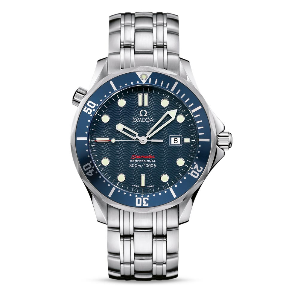 Pre-Owned Men's Omega Seamaster 300M James Bond