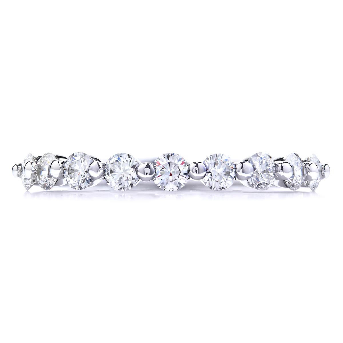 Hearts On Fire® Multiplicity 0.75 CTW Diamond Eternity Band