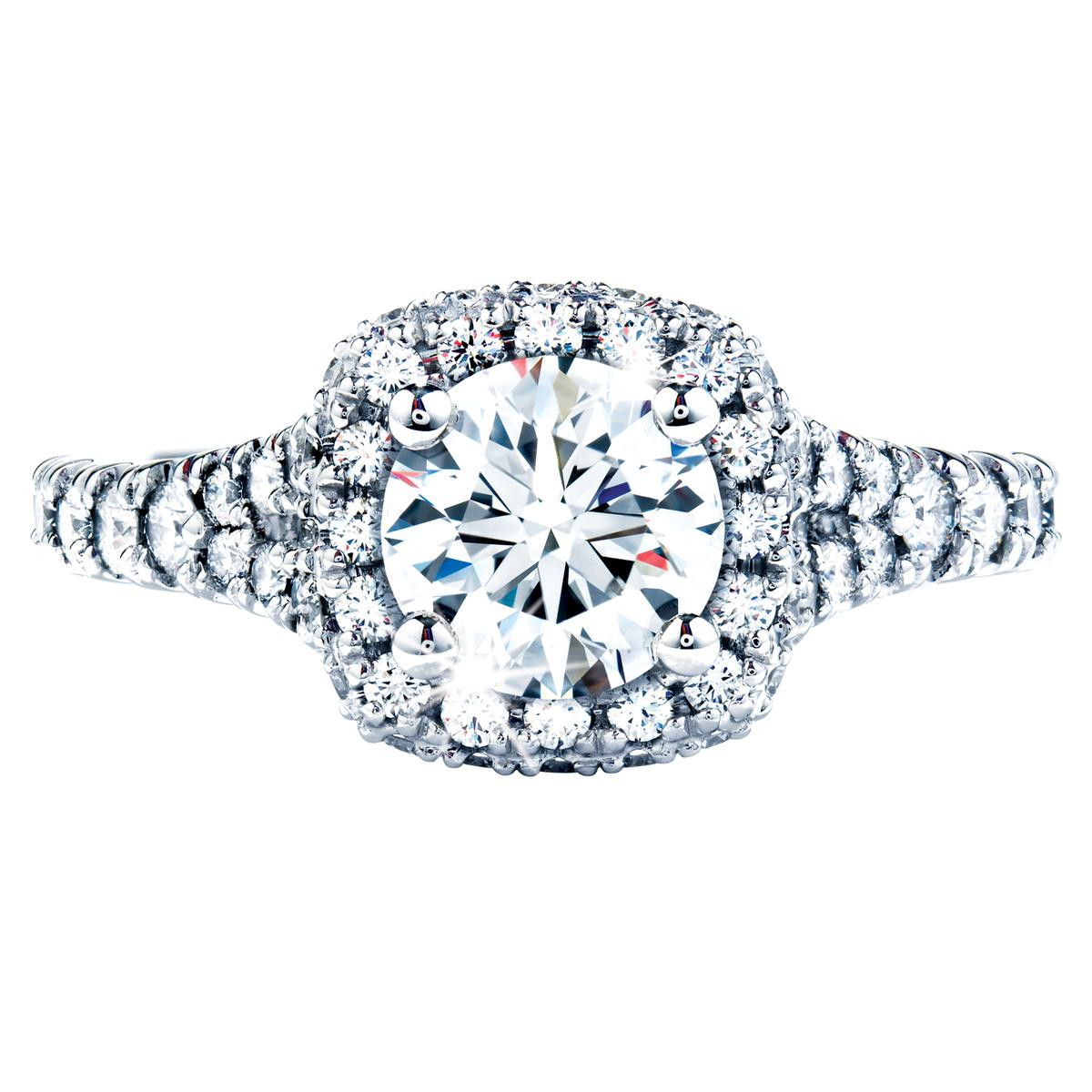 New Hearts On Fire® 0.96 CTW Sensational Diamond Acclaim Solitaire