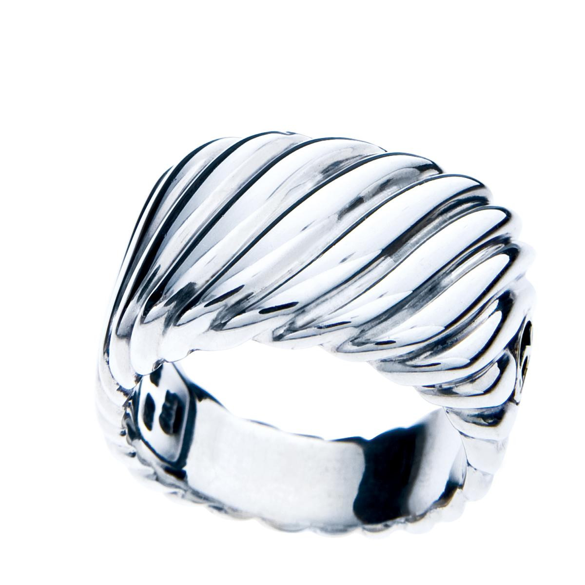 Vintage David Yurman Cable Ring
