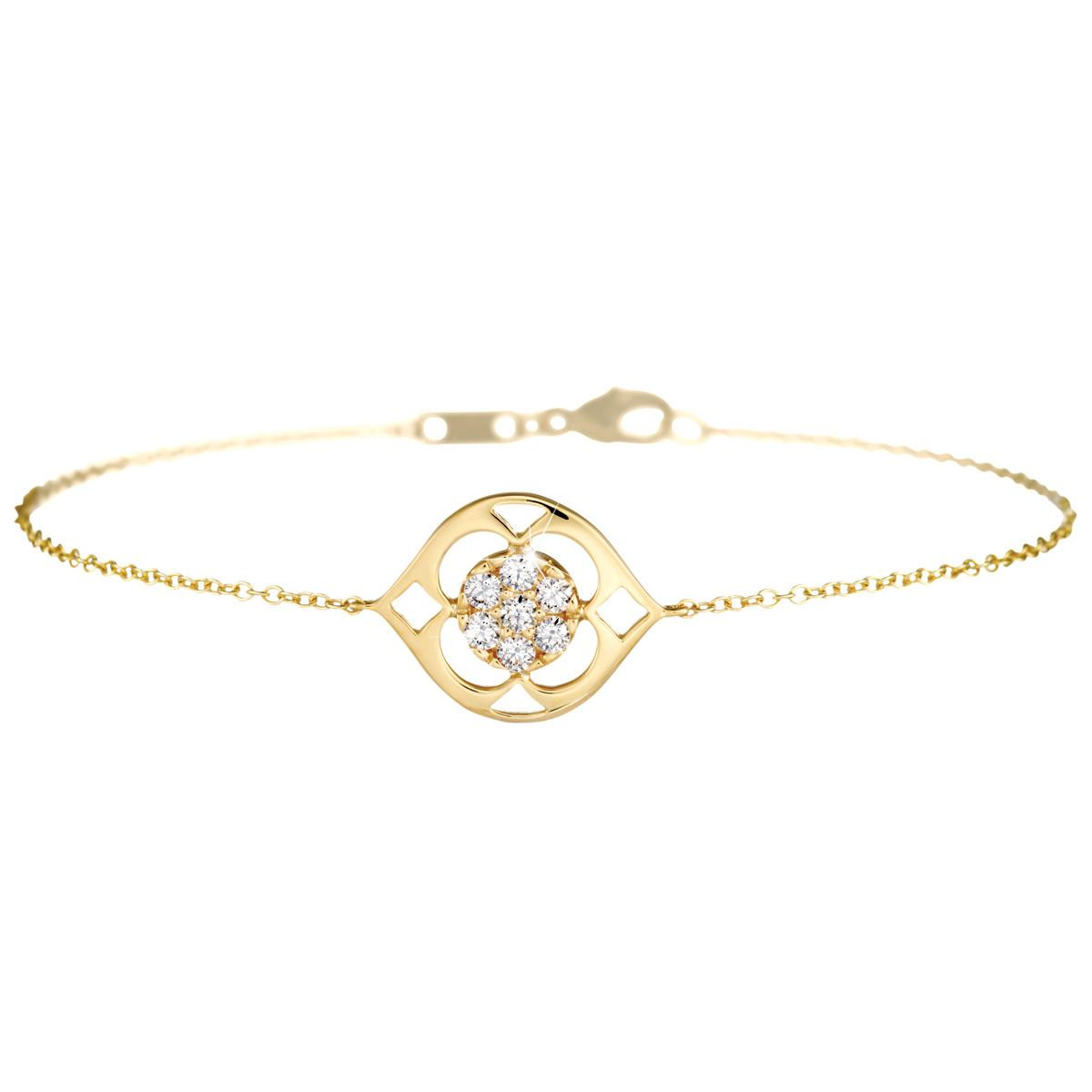 New Hearts On Fire® Copley Single Station Bracelet