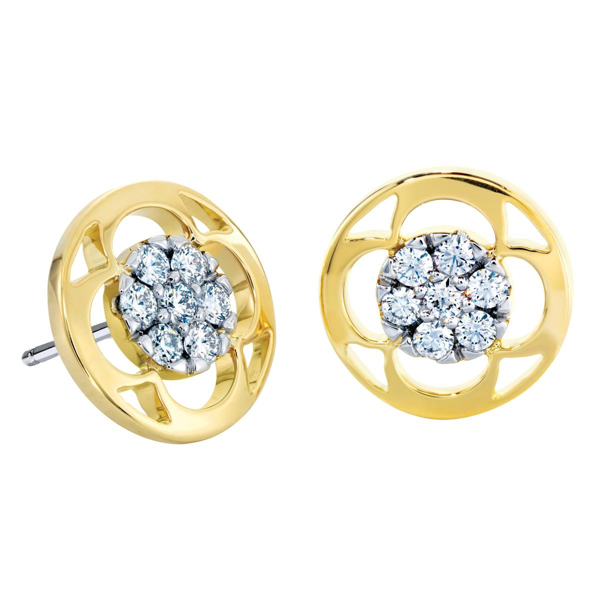 New Hearts On Fire® 0.48 CTW Copley Studs
