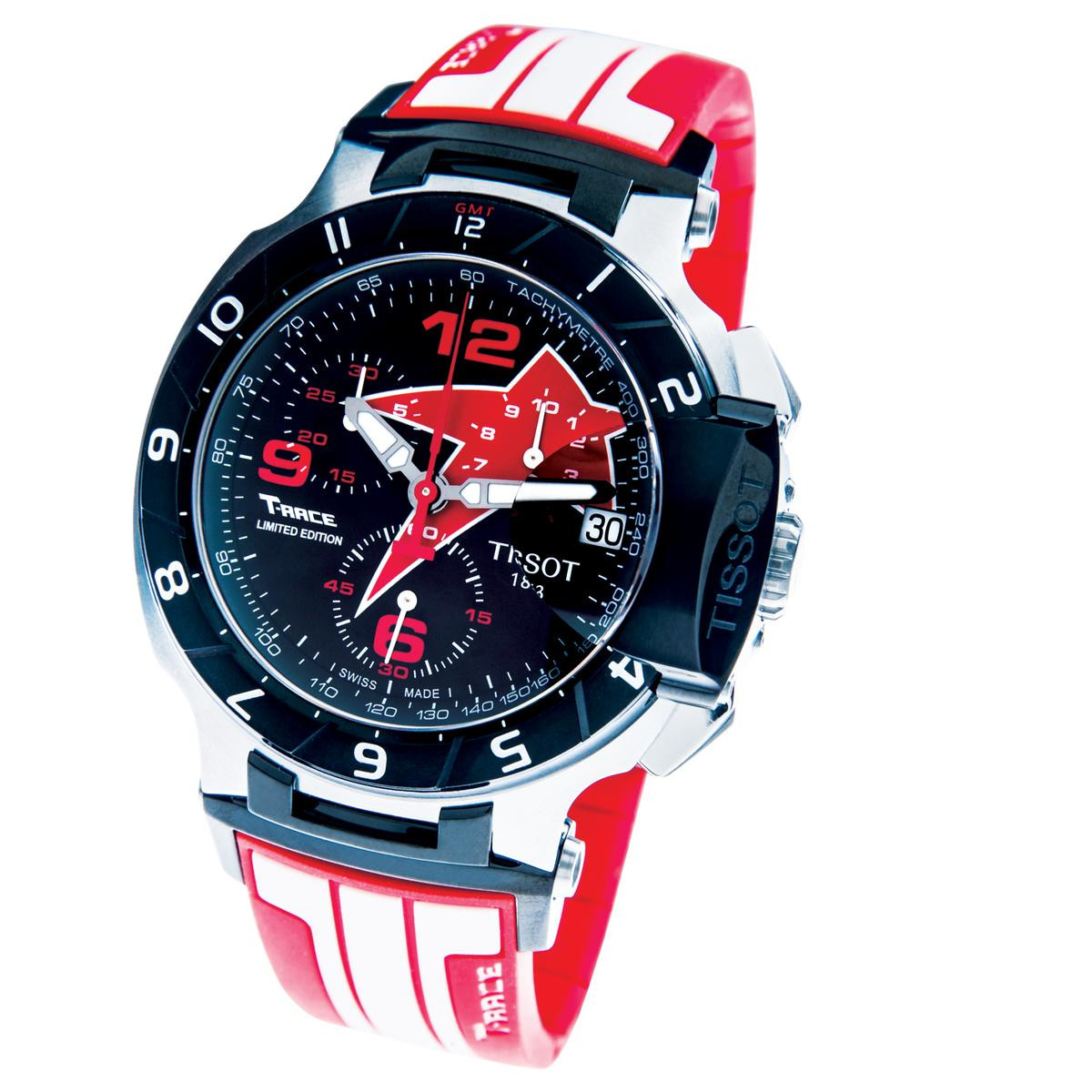 New Tissot Limited Edition Nicky Hayden T-Race