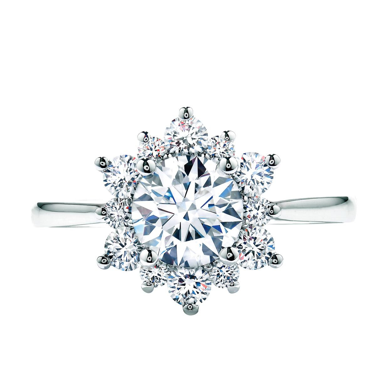 New Hearts On Fire® 1.64 CTW Delight Lady Di Solitaire Engagement Ring